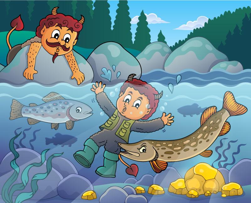 Jak chytali ryby (3. díl)